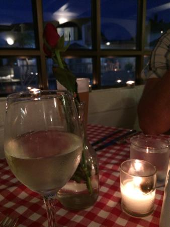Catalonia Restaurant : Romantic atmosphere