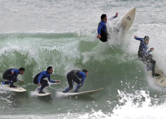 Escola Catalana De Surf