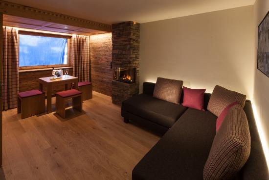 Pfefferkorn's Hotel: Suite Panorama