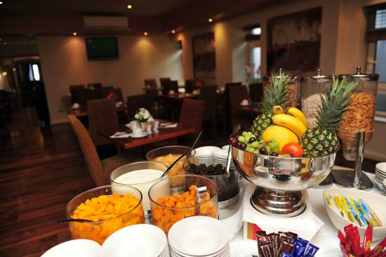 Imperial Hotel Galway: Breakfast Room