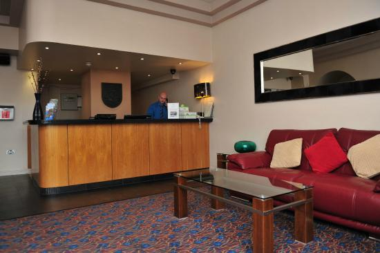 Imperial Hotel Galway: Reception