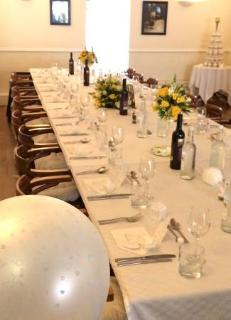 A Relaxed And Intimate Wedding Reception Or Party Venue Picture Of