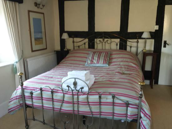 The Beckford: Nice bed
