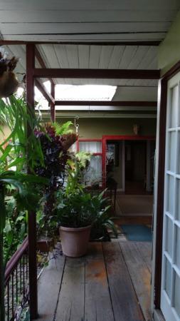 Aranjuez Hotel: Flur