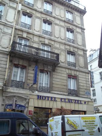 Hotel Clauzel: Отель Клаузель