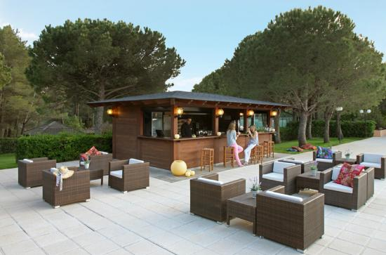 La Costa Golf & Beach Resort : Bar Mojito's (Piscina)