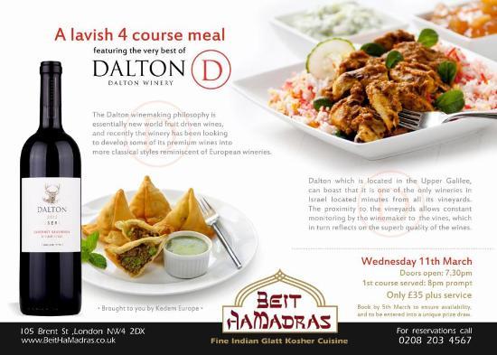 Beit Hamadras: BHM Wine tasting