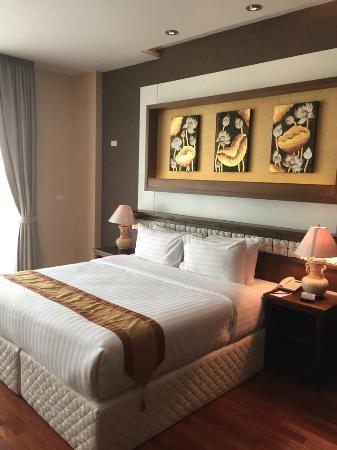 Kham Mon Lanna Resort : Deluxe room