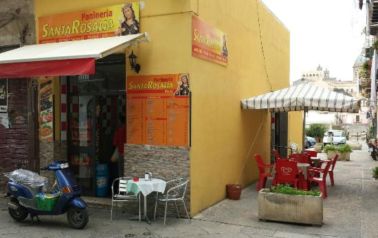 Panineria Santa Rosalia