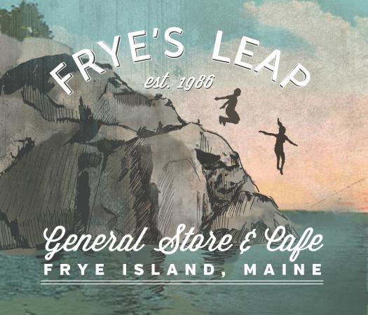 Остров Фрй, Мэн: Frye's Leap