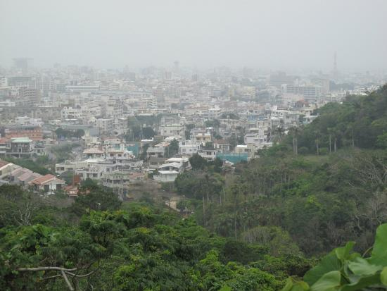 Sueyoshi Park: View of Naha