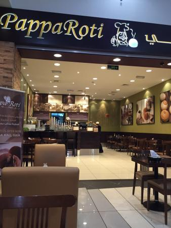 Pappa Roti The Avenues Mall