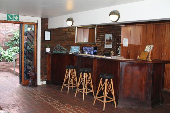 Reception at Mzimayi River Lodge