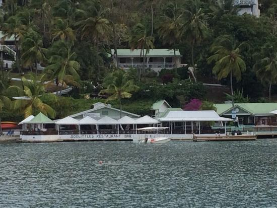 Marigot Bay: Doolittle's