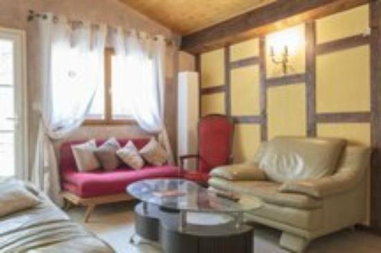 Plavilla, France : salon