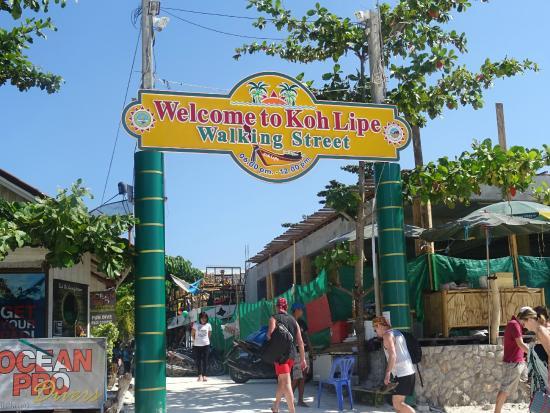 Sita Beach Resort & Spa: centro de Lipe
