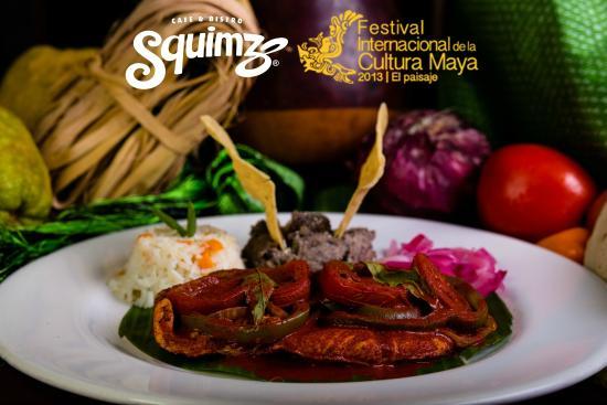 Squimz: Pollo Pibil