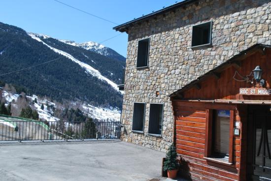 Hotel Roc de Sant Miquel: View