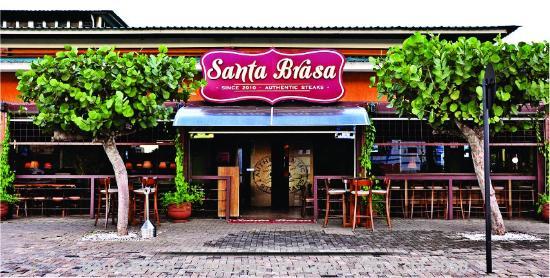 Santa Brasa