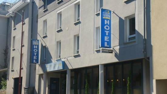 Deltour Hotel Rodez Bourran : Bienvenue à l'hôtel Deltour de Rodez