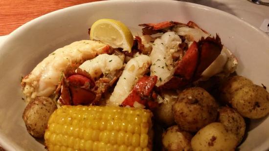 Red Lobster: Roasted Maritime Lobster Bake (Lobsterfest menu)