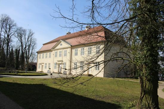 Maritim Hafenhotel Rheinsberg: Mirow Schlossinsel