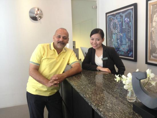Hotel Durban: manila