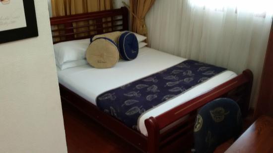Hotel Palma Blanca: Habitación