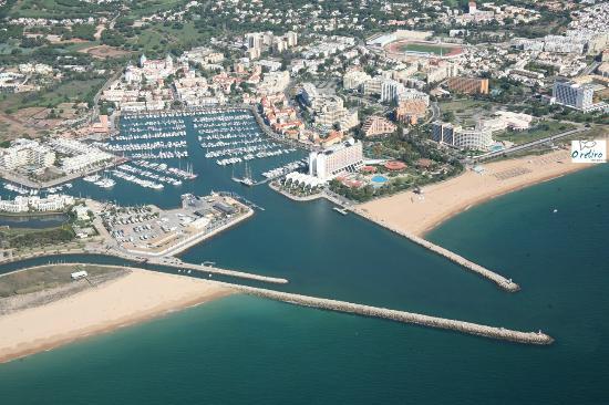 O Retiro na Praia : Aerial photo