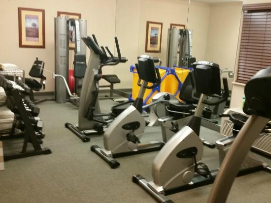 Candlewood Suites Yuma: Fitness center