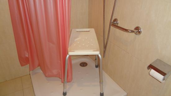Hotel Miramar: silla peligrosa