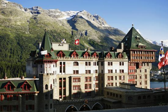 Photo of Badrutt's Palace Hotel St. Moritz