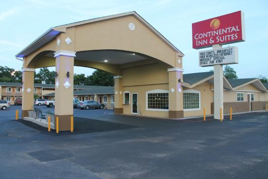 Continental Inn & Suites Nacogdoches