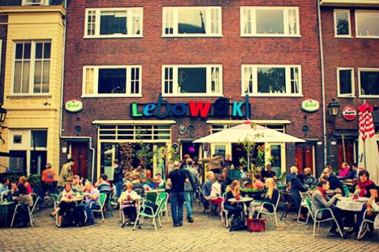 Grand cafe lebowski utrecht restaurant reviews phone for Cafe de poort utrecht