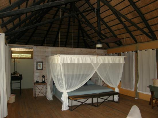 Maramboi Tented Camp: lodge interieur