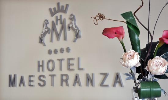 Hotel Maestranza: Recepción