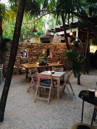 Canopia Tulum Restaurant