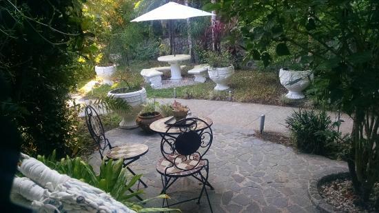 Hotel Villa Romantica: Areas comunes