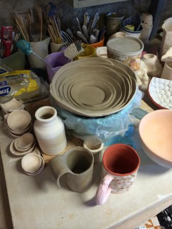 Asuur Keraamika Ceramics