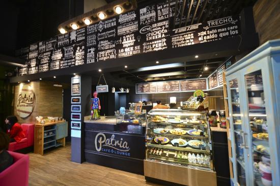 Patria Cafe Lounge