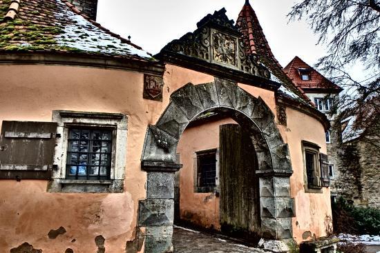 Altstadt: Ротенбург-на-Таубе