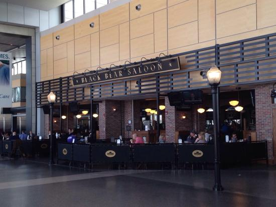 Black Bear Saloon at Bradley Airport