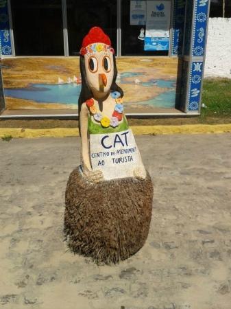 Tourist Information Centre: CAT