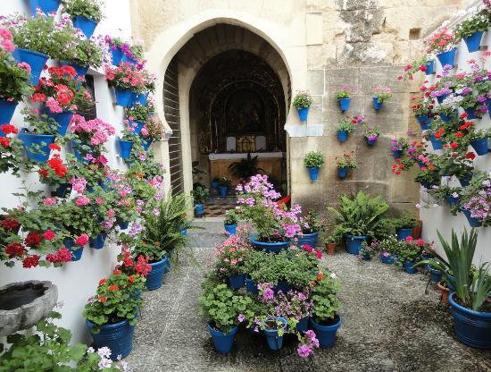 Los Patios del Alcazar Viejo : Ermita de Belén