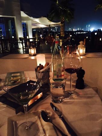 Park Hyatt Dubai: la rerrasse