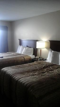 Canada's Best Value Inn & Suites: beds very comfortable