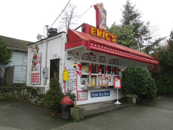 Crazy Eric S Drive Ins Bremerton Restaurant Reviews