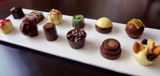 Chocolates Santa Teresa