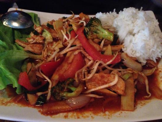 thai restaurang lund