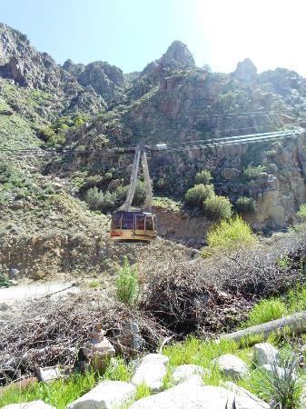San Jacinto Mountain: Tram to San Jacinto Peak